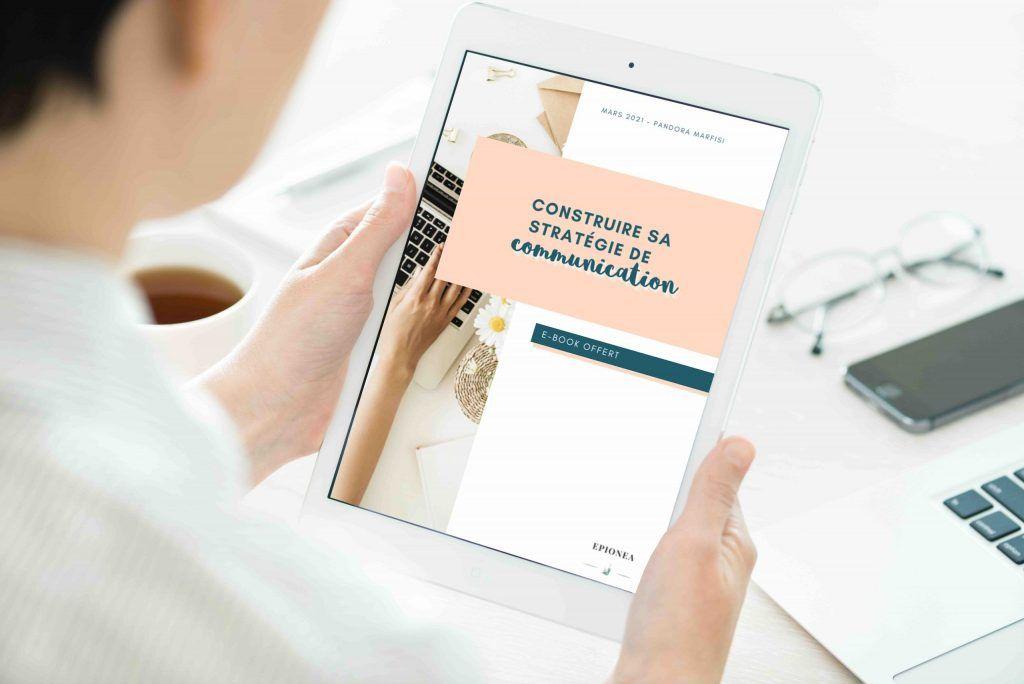 E-Book construire sa stratégie de communication