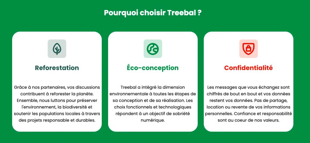 Treebal app